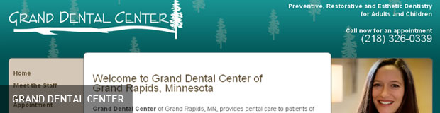 Dentist Clinic Web Design