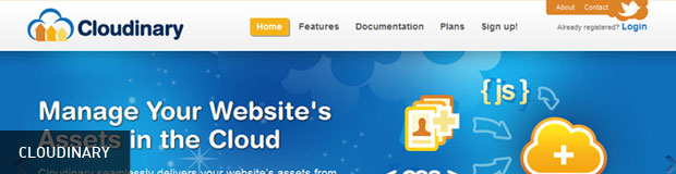 Cloud Web Services Web Design